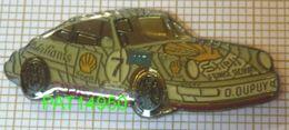 PORSCHE RALLYE No7 D DUPUY  Sponsors PIONER SHELL BOSCH FRANCE SECOURS - Porsche