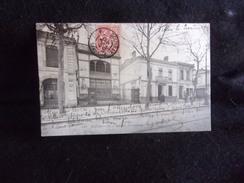 Bordeaux . ( Le Bouscat ) Arènes Bordelaises . ( Extérieur ) PEU COURANT .Avant 1904.Voir 2 Scans . - Bordeaux