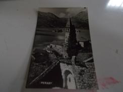 B669 Perast Montenegro Non Viaggiata - Montenegro