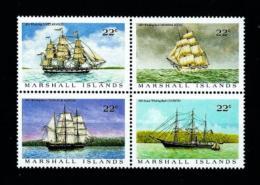 Islas Marshall  Nº Yvert  136/9  En Nuevo - Marshall