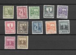 1929 MH Andorra - Nuevos