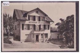 BURG BEI MENZIKEN - RESTAURANT BELLEVUE - ( FORT PLI VERTICAL) - AG Argovie