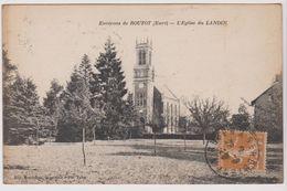 27  Routot Environs L'eglise Du Landin - Routot
