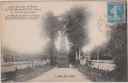 27 La Haye De Routot  Le Feu De Saint Clair - Routot