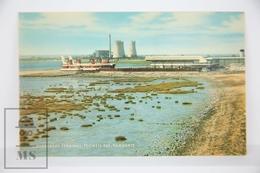 Postcard England - Hovercraft Terminal - Pegwell Bay - Ramsgate - Angleterre