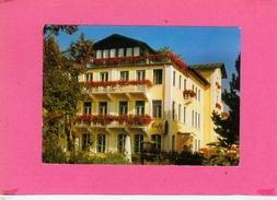 CP.  STARNBERG.  HOTEL  BAYERISCHER HOF - Amberg