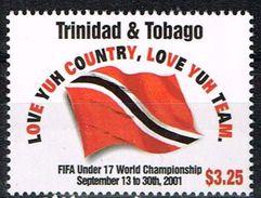 Trinidad & Tobago 2001, Michel#   O FIFA Under 17 World Championchip 13. - 30 Sept. 2001 - Trinidad & Tobago (1962-...)