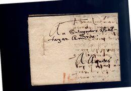 1610 Brussel To Antwerpen (EO1-10) - 1598-1621 (Pays-Bas Indépendants)