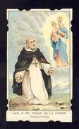 Image Pieuse: Venerable Tomas De La Virgen, Trinitario (Lega Eucaristica) (Ref.78060 Sn-13) - Devotieprenten