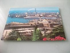 NAVI SHIP TRAGHETTO TIRRENIA  PORTO GENOVA - Fähren