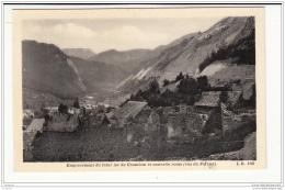 38 - Le Dauphin - Emplacement Du Futur Lac Du Chambon Et Nouvelle Route Vus Du Pariset - Andere Gemeenten