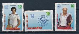 [61742] Ecuador 1986 Tennis  MNH - Ecuador