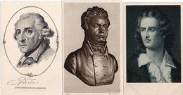 3CP - Friedrich Dep. Grosse - Friedrich Von Schiller - Beethoven ...(99972) - Geschiedenis