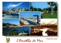 CPM L'Ametlla De Mar Costa Daurada - Tarragona