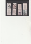 TIMBRES SERIE SPORTIVE N° 1072 à  1075 NEUF BORD DE FEUILLE - XX - ANNEE 1956 - COTE : 26 € - France