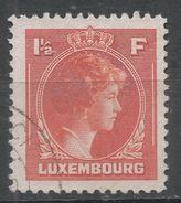 Luxembourg 1946. Scott #226 (U) Grand Duchess Charlotte - 1944 Charlotte De Profil à Droite