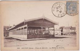 27  Routot Place Du Marche La Halle Au Grains - Routot