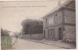 27  Routot   Le Bureau De Poste Route De Bourg-achard - Routot