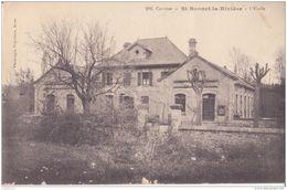 19 SAINT BONNET LA RIVIERE ECOLE - France