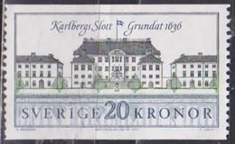 Svezia, 1991/1992 - 20k Karlberg Castle - Nr.1876 Usato° - Suède