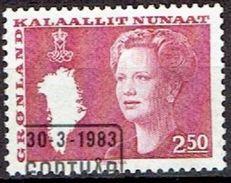 GREENLAND  # FROM 1983  STAMPWORLD  141 - Groenlandia