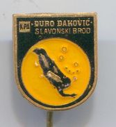 DIVING - Underwater Activities, Club Slavonski Brod, Croatia, Vintage Pin, Badge, Abzeichen, Enamel - Diving