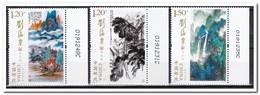 China 2016, Postfris MNH,  PAINT LIU HAILI - 1949 - ... Volksrepubliek
