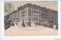GE - Geneve - Hotel De Russie - GE Geneva