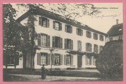 68 - COLMAR - Pfründnerhaus - 2 Scans - Colmar