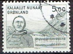 GREENLAND  # FROM 1984  STAMPWORLD 153 - Groenlandia