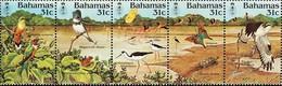 BAHAMAS 1984 Birds, Butterfly, Turtle, Fauna MNH - Bahamas (1973-...)