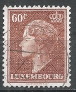 Luxembourg 1949. Scott #252 (U) Grand Duchess Charlotte - 1948-58 Charlotte De Profil à Gauche