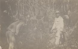 Cambodge - Siam Thailand - Protectorat Français - Colonial - Photographie Fin XIXème - Forêt May Rong Militaria Lt Deng - Cambodge