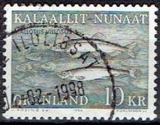 GREENLAND  # FROM 1986  STAMPWORLD 168 - Greenland