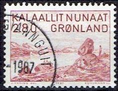 GREENLAND  # FROM 1987  STAMPWORLD 172 - Groenland