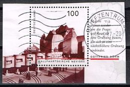 Bund 1997, Michel# 1908 O EM Aus Block 37 - BRD