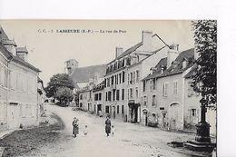 64 / LASSEUBE / LA RUE DE PAU - Lasseube