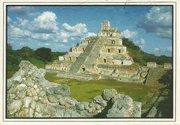 Campeche (Messico, Mexico) Zona Arcqueologica Maya Di Edzna, Zona Archeologica Maya Di Edzna - Mexique