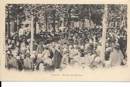 REDON, Marché Aux Marrons, Précurseur - Redon