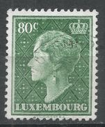 Luxembourg 1949. Scott #253 (U) Grand Duchess Charlotte - 1948-58 Charlotte De Profil à Gauche