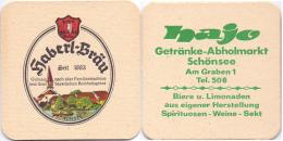 #D163-140 Viltje Haberl-Bräu - Sous-bocks