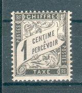 FRANCE ; Taxes ; 1881-92 ; Y&T N° 10 ; Lot :  ; Neuf TTBE - Taxes