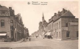 Nieuwpoort Nieuport Langestraat Rue Longue Nels - Nieuwpoort