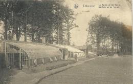 Tribomont Le Jardin Et Les  Serres De Tuin En De Serren - 1939 Nels - Verviers