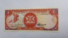 TRINIDAD & TOBAGO 1 DOLLAR 1985 - Trinidad & Tobago