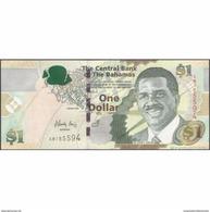 TWN - BAHAMAS 71 - 1 Dollar L.2000 (2008) Prefix AM UNC - Bahamas