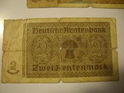 ALLEMAGNE  2 Mark  1937 Abimé - [ 3] 1918-1933 : République De Weimar