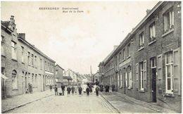 EERNEGHEM - Ichtegem - Statiestraat - Rue De La Gare - UItg. Kinders De Croos - Ichtegem