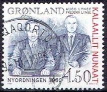 GREENLAND  # FROM 1998 STAMPWORLD  321 - Groenlandia