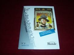 LE BON LA BRUTE ET LE TRUANS  AVEC CLIINT EASTWOOD   +++++  LE CINEMA DU MONDE No2 SERIE 11 NEUF SOUS CELOPHANE - Western/ Cowboy